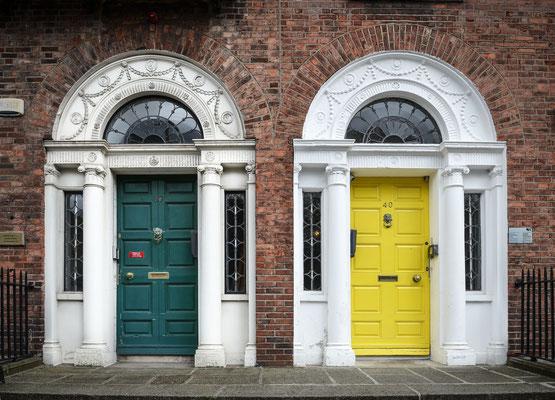Türen am Merrion Place