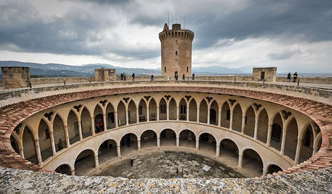 Castell Bellver