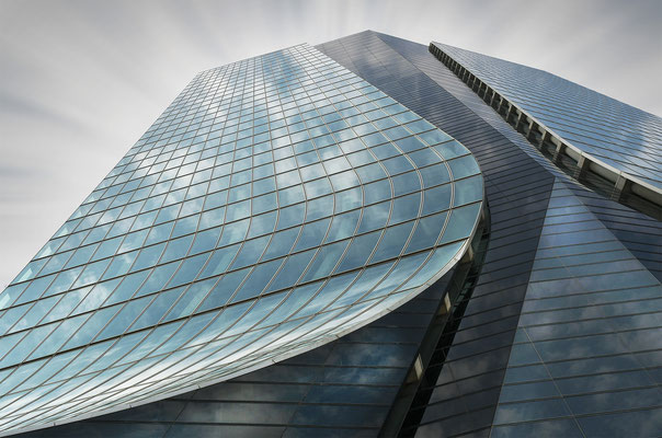 CMA CGM Tower - by Zaha Hadid