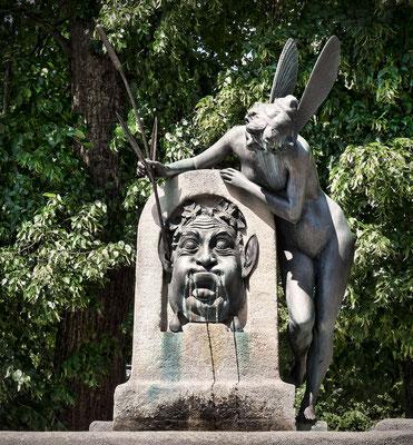 Libellenbrunnen