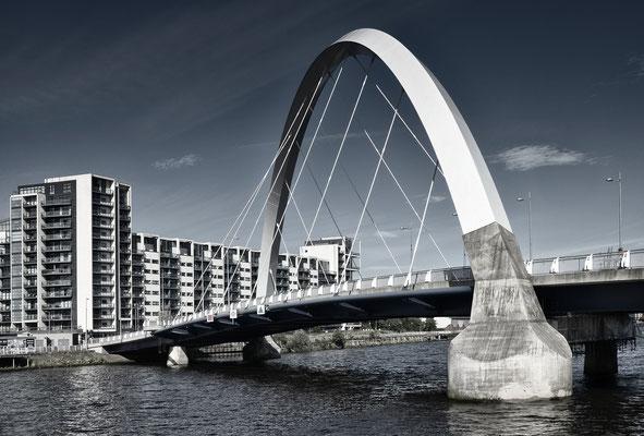 Glasgow - The Clyde Arc
