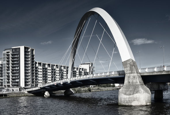 Glasgow - The Clyde Arc
