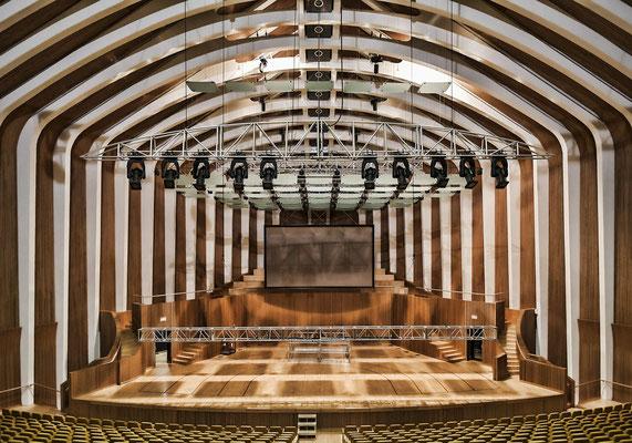 Palau de les Arts Reina Sofía - Oper von Valencia   - Konzertsaal