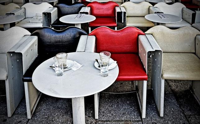 beim Centre Pompidou