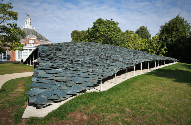 Serpentine Pavilion 2019 - Junya Ishigami