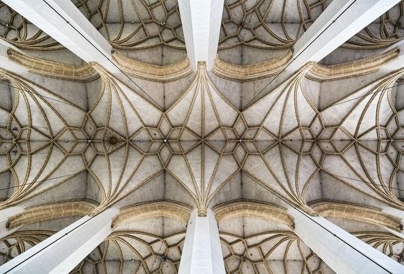 Frauenkirche - Blick nach oben