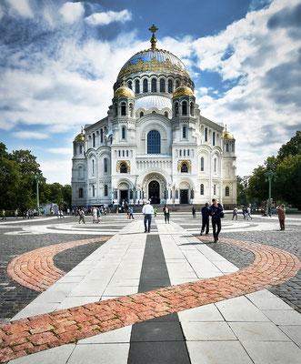 See-Kathedrale in Kronstadt