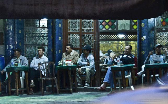 abends in Meknes