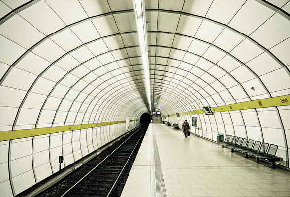 U-Bahnstation Lehel