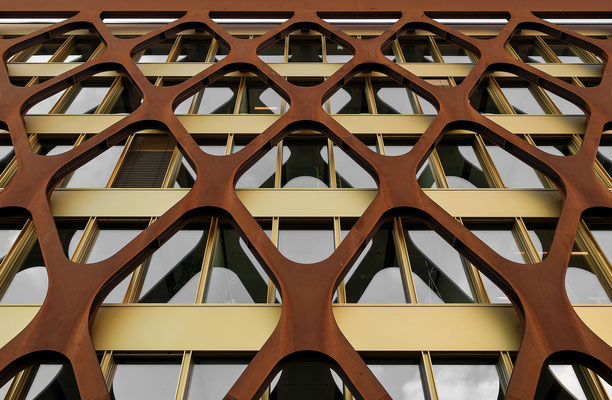 Kirchberg - Fassade
