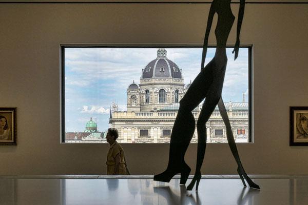 im Museum Leopold