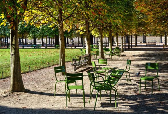 Jardin des Tuiléries