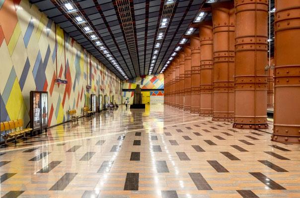 Metrostation Olaias
