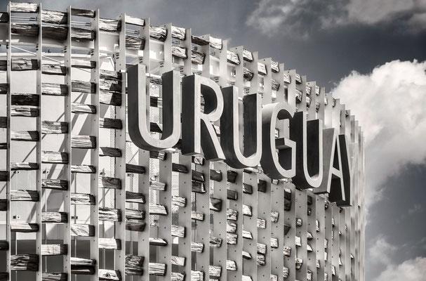 Expo - Pavillon von Uruguay