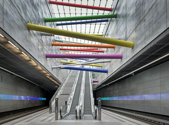 Station Bayrischer Bahnhof