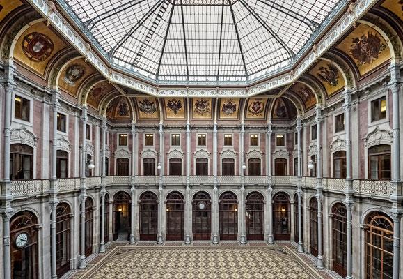 Palacio da Bolsa - Börse