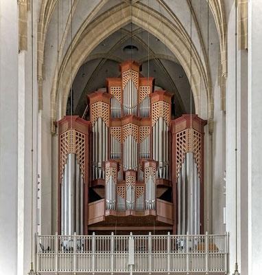 Orgel der Frauenkirche