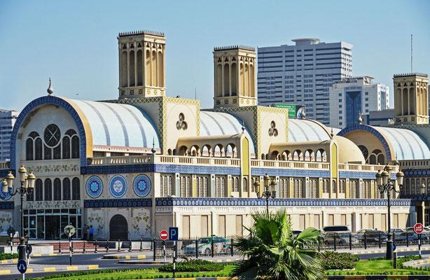 Sharjah - Souq a-Markazi