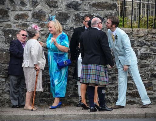 Hochzeit auf der Isle of Skye