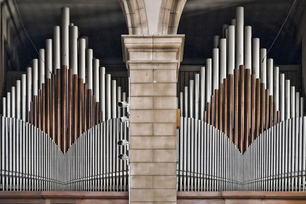 Kathedrale Unserer Lieben Frau - Orgel