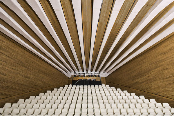 Palau de les Arts Reina Sofía - Oper von Valencia  - kleiner Saal