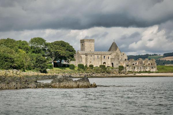 Inchcolm Abbey - Insel auf dem Firth of Forth