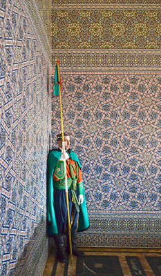 Rabat - Mausoleum von Mohammed V.
