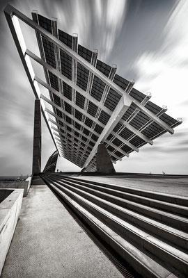 The Giant Solar Panel