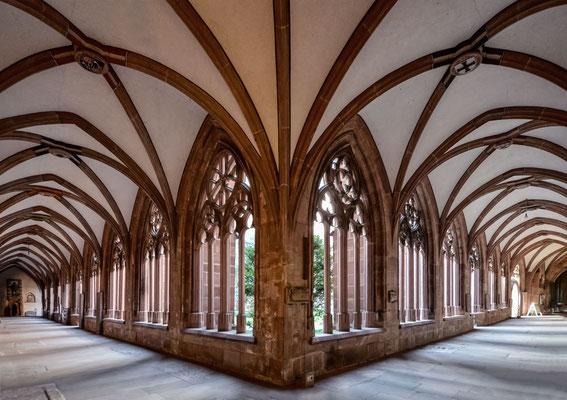 Mainzer Dom - Kreuzgang