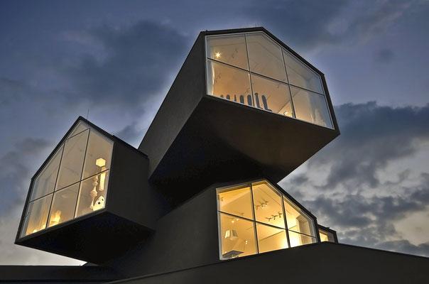 Vitra Design Museum - Arch. Herzog & de Meuron