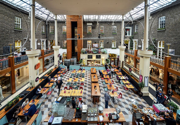 Powerscourt Shopping Mall