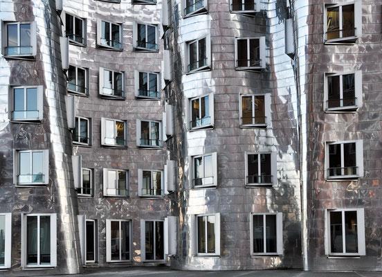 Düsseldorf - Gehry-Bauten