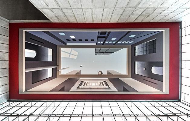 Museum der Bildenden Künste - das Leipziger Firmament von Ben Willikens