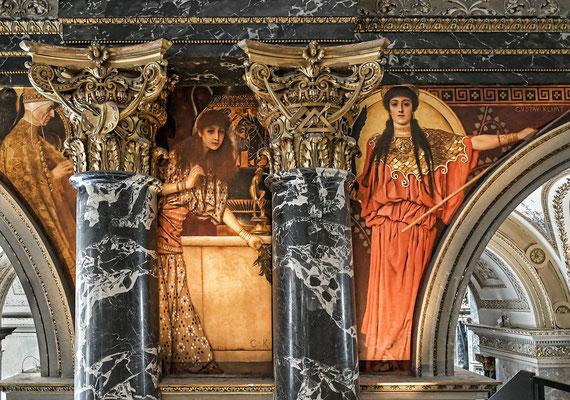 """""""Stairway to Klimt"""" im Kunsthistorischen Museum"""