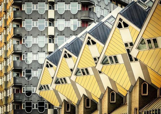 Rotterdam - Kubushäuser