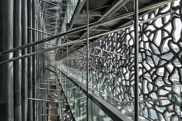 MuCEM - Museum der Zivilisationen Europas und des Mittelmeers