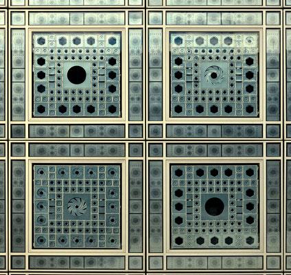 Institut du Monde Arabe - Fensterelement von aussen
