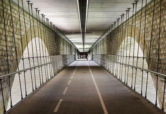 Pont Adolphe - die Brücke unter der Brücke