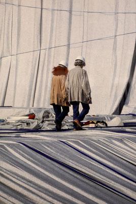 Foto aus der Ausstellung im Museo Santa Giulia in Brescia