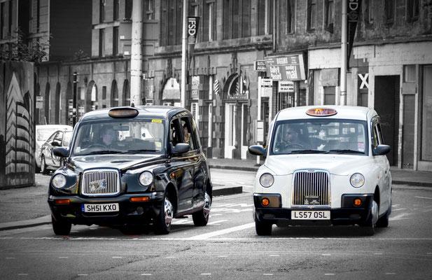 Glasgow - Black&White