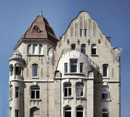 Stuttgarter Jugendstil - Liststraße