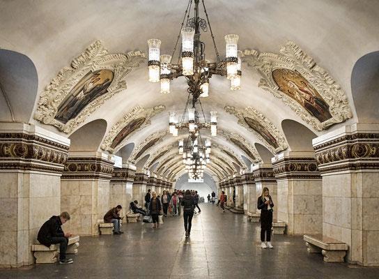 Metro Kiewskaja