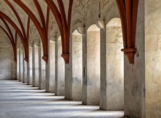Kloster Eberbach - Dormitorium