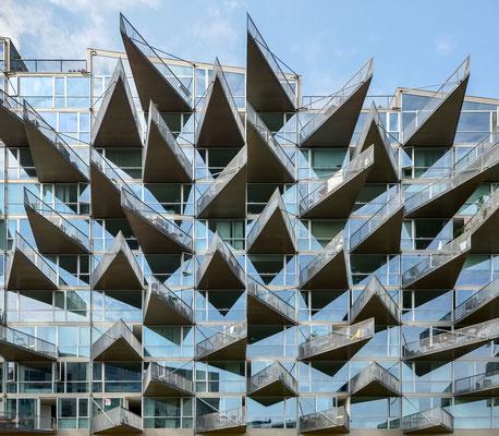 VM-Gebäude in Oerestad