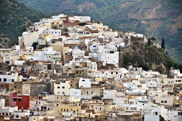 Moulay Idriss - Wallfahrtsort