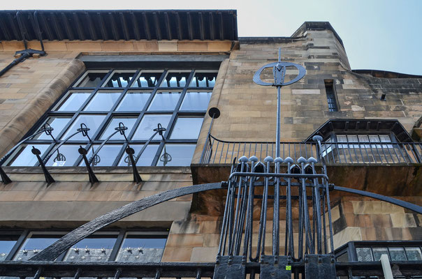 The Glasgow School of Art - by Charles Rennie Mackintosh