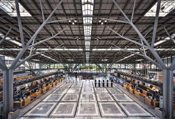 Flughafen Terminal 1