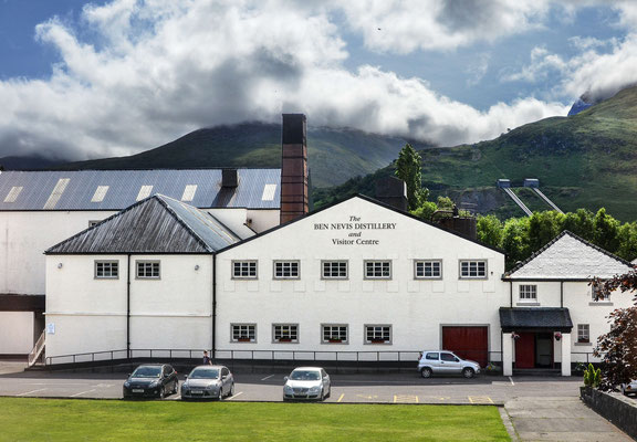 Fort William - Ben Nevis Distillery