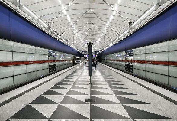 U-Bahnstation Hasenbergl