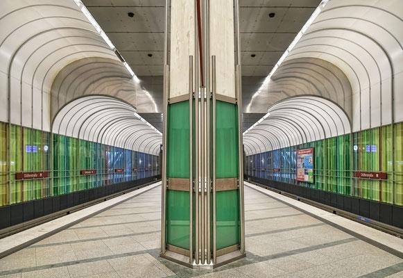 U-Bahnstation Dülferstr.